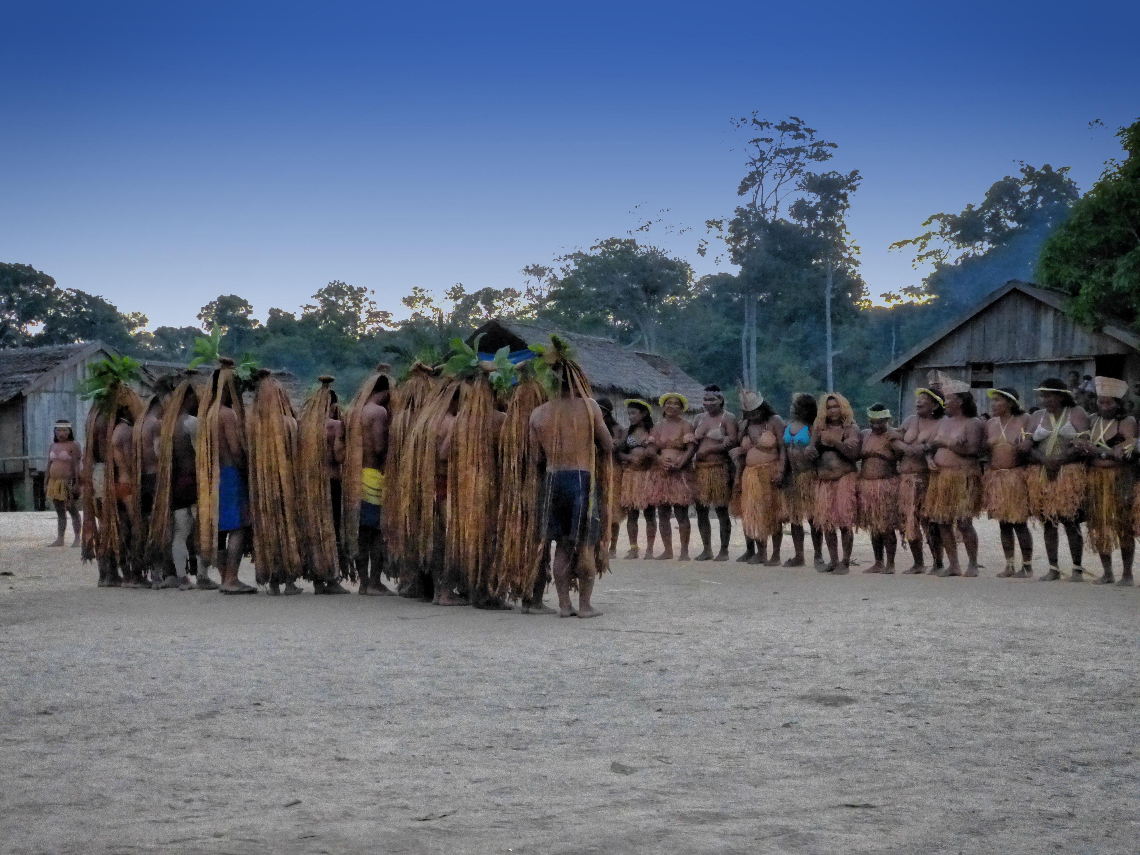 MPF pede investigação de denúncia de massacre de índios isolados do Vale do Javari