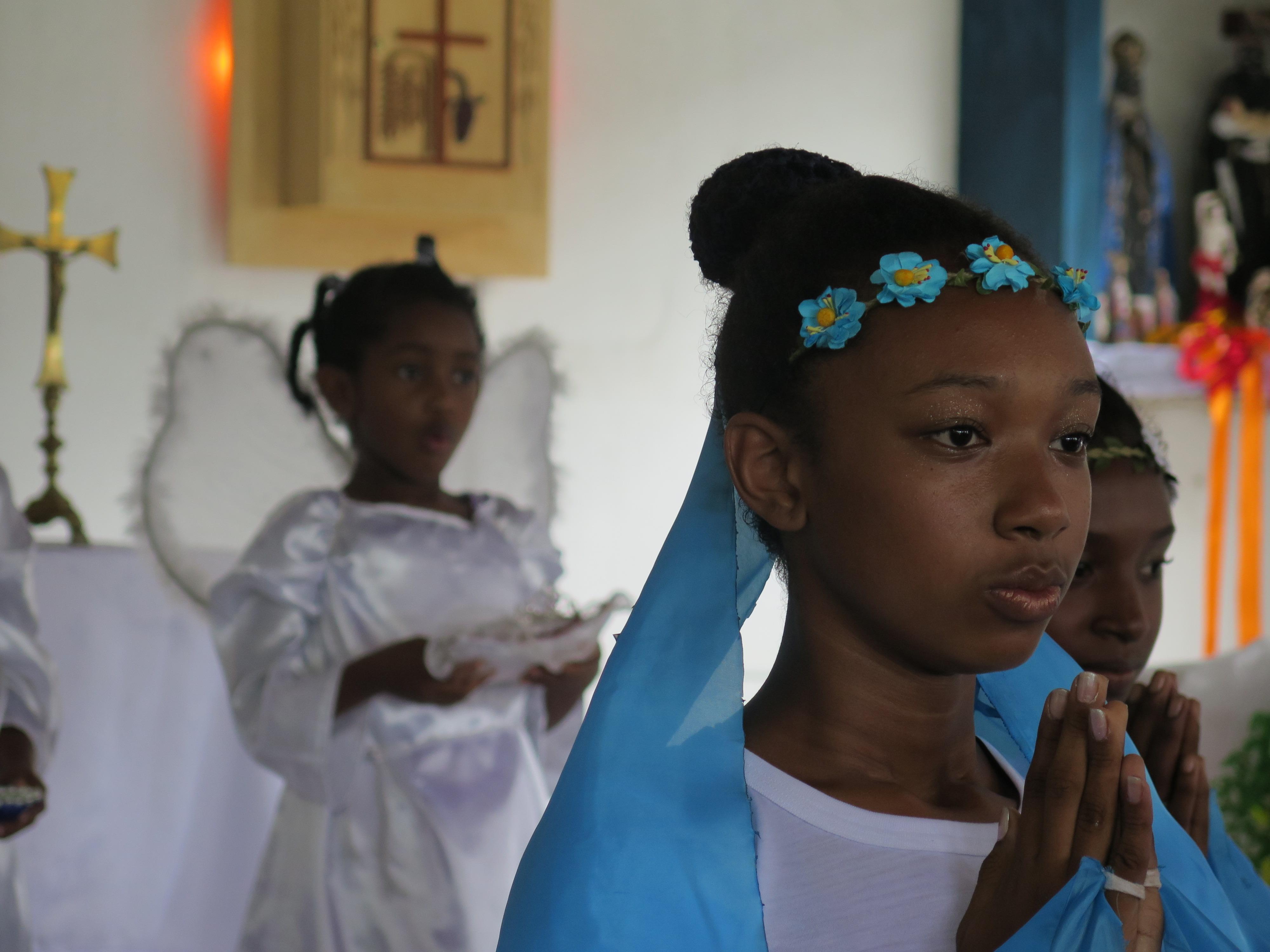 Vila do Curiaú guarda a memória da história dos quilombolas, no Amapá