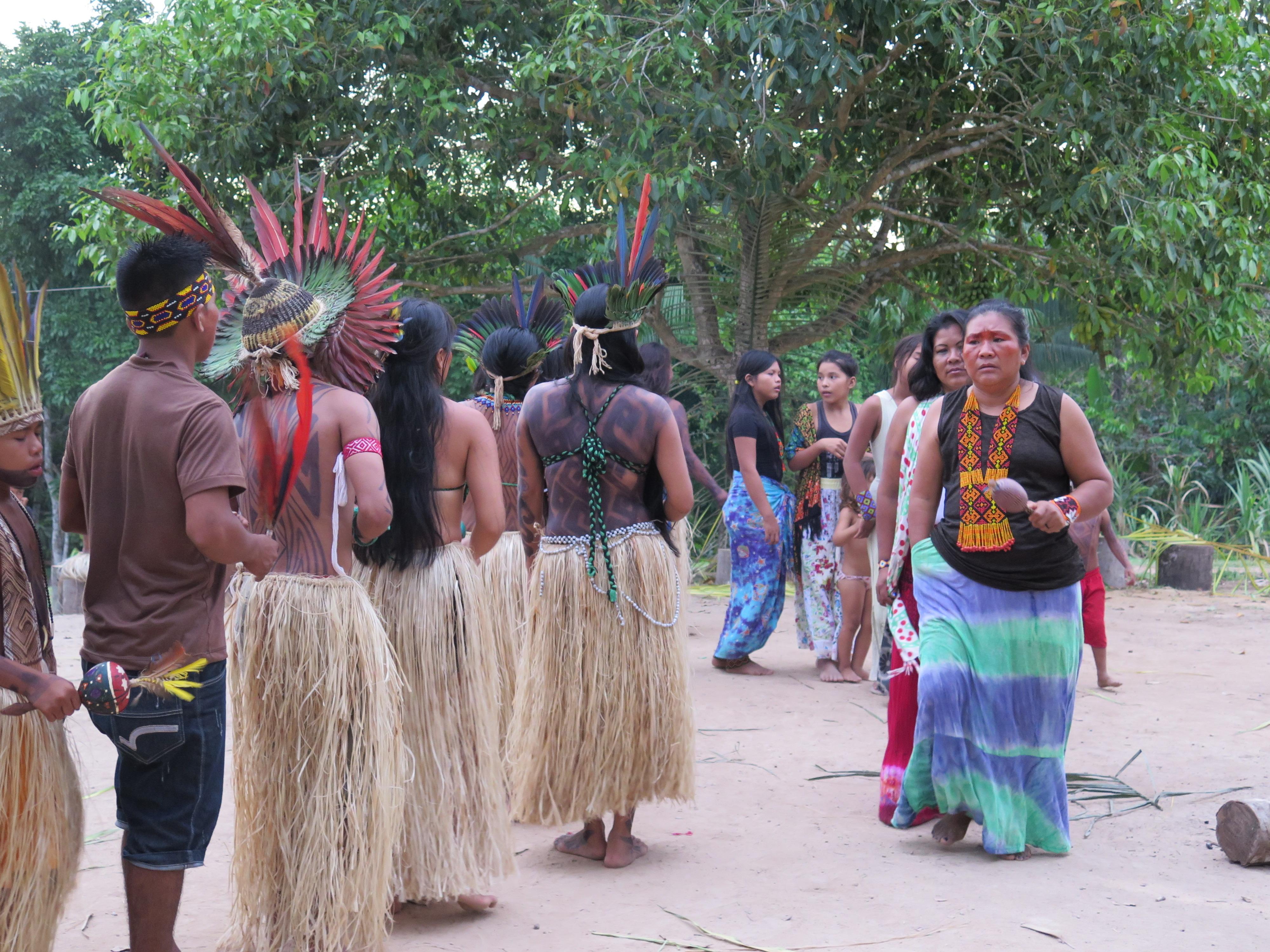 Irmãs lutam pelo resgate do povo Shanenawa, no Acre