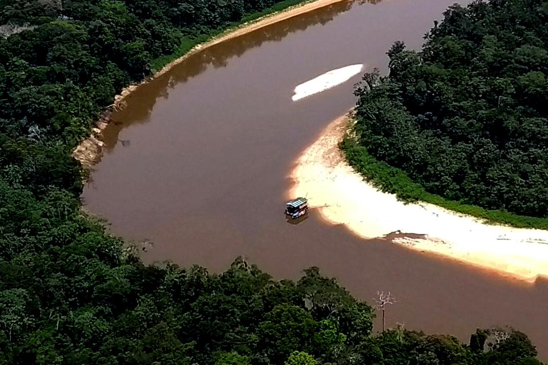 """Garimpeiros são suspeitos de matar índios """"flecheiros"""" no Vale do Javari, diz MPF do Amazonas"""