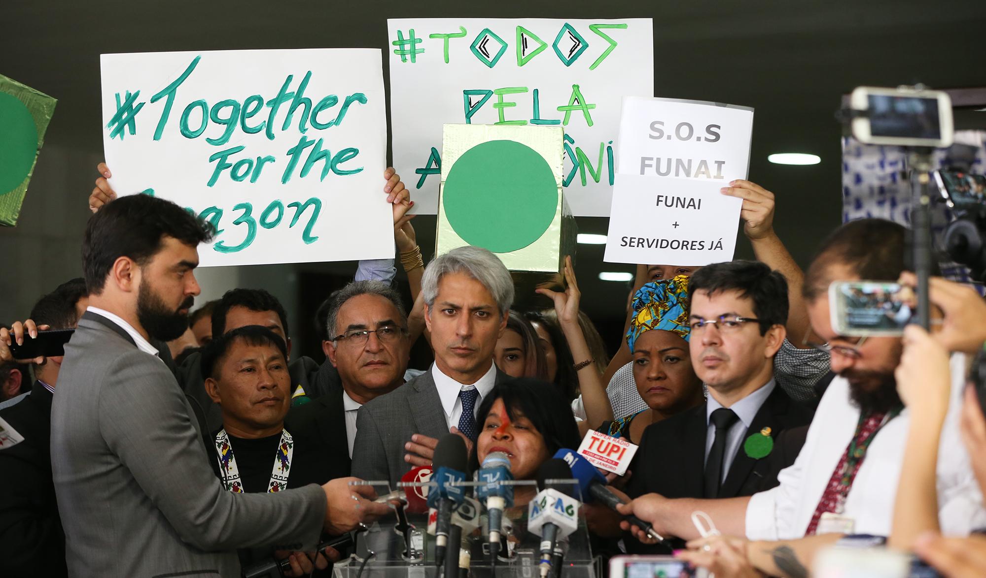Belo Monte: Lições da Luta 18 – A coalizão internacional