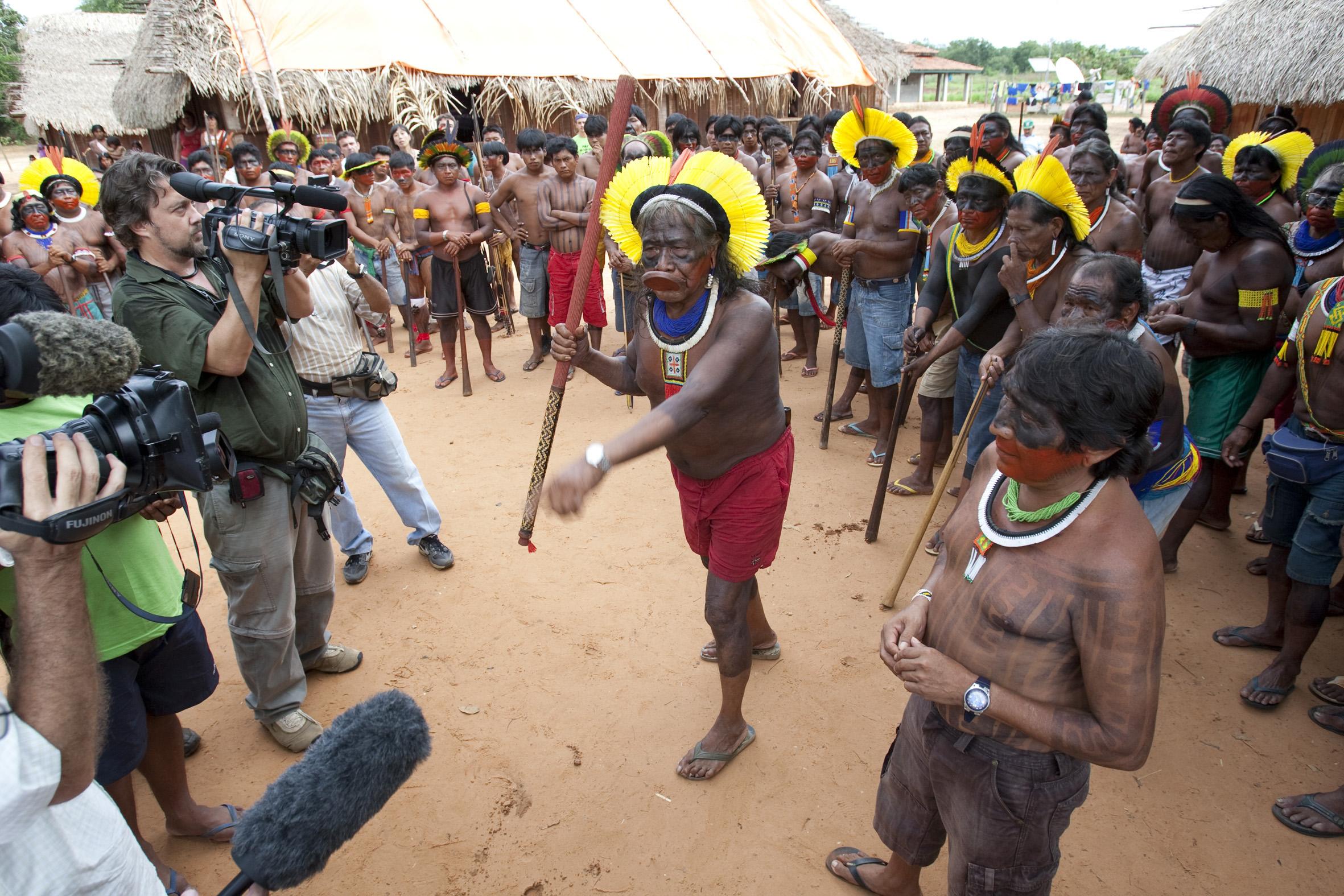 Belo Monte – Atores e argumentos: 6 – A máquina judicial