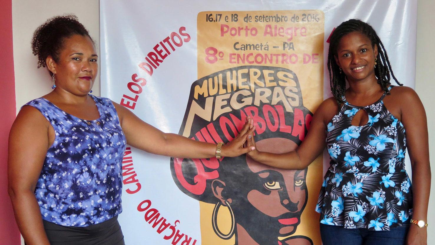 Mulheres quilombolas falam sobre violência e busca por direitos no Pará