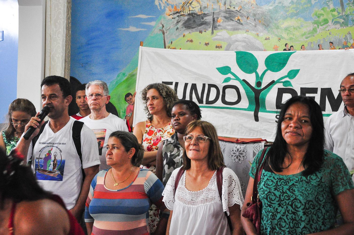 Belo Monte – Atores e argumentos: 9 – O início do movimento contra