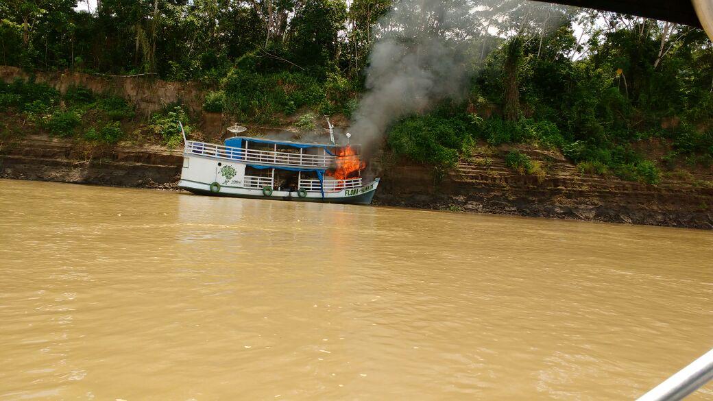 PF investiga suposta participação de políticos em ataques de garimpeiros em Humaitá (AM)