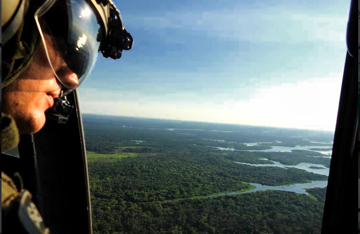 Com críticasàpresença norte-americana, Brasil inicia exercício militar na Amazônia