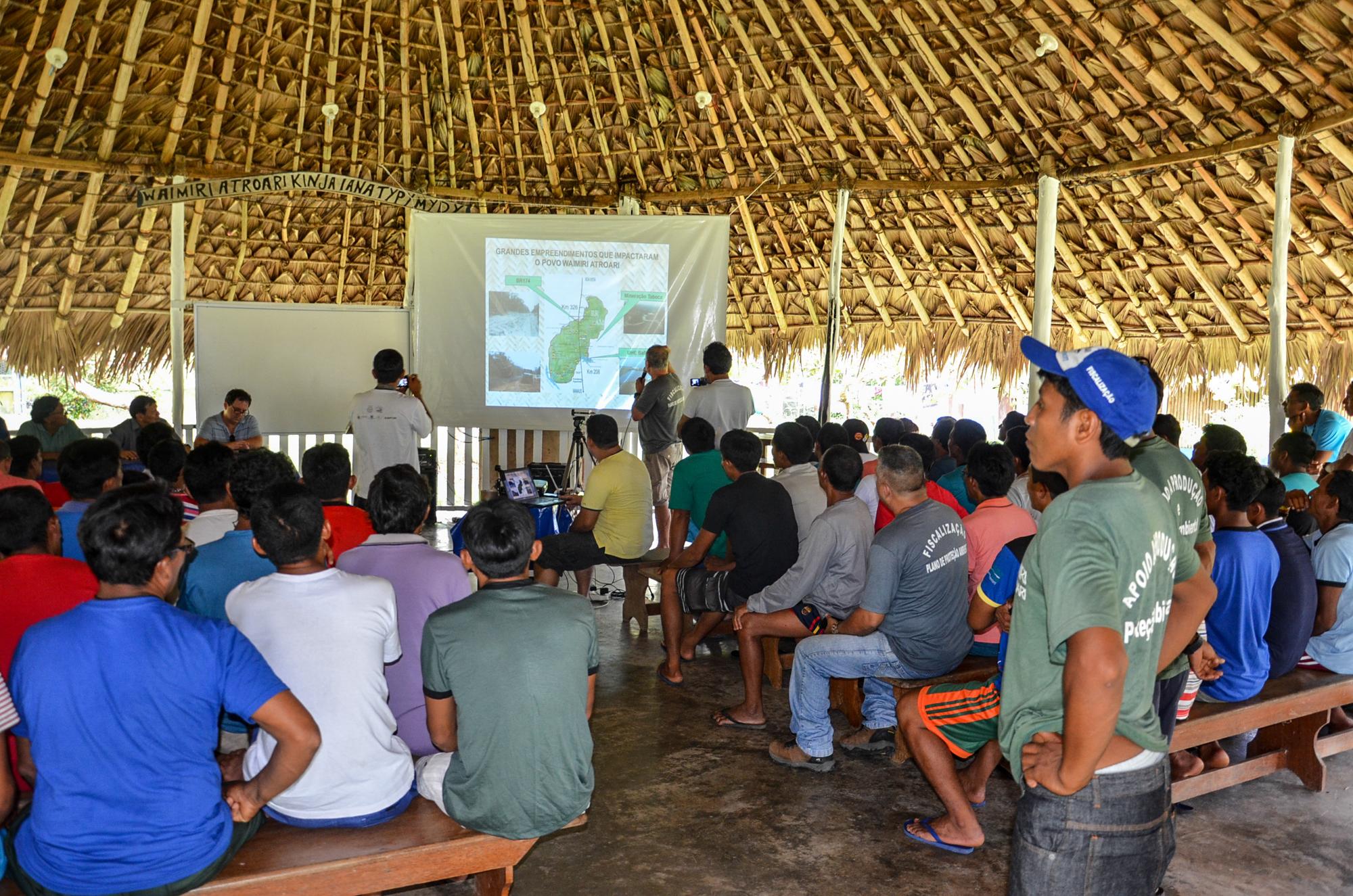 MPF diz que emendas do Linhão de Tucuruí na MP dos Refugiados são inconstitucionais