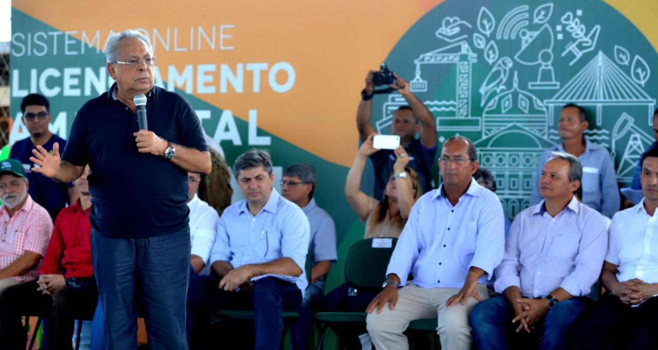 MPF pede à Justiça Federal que suspenda com urgência garimpo liberado por Amazonino