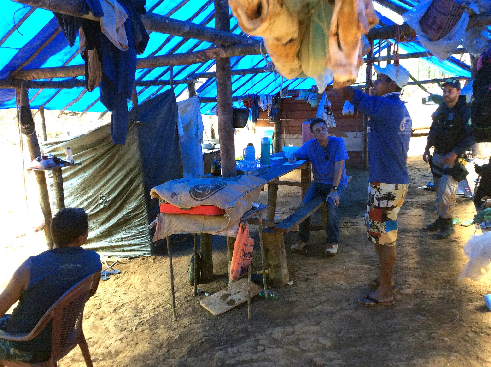 Cooperativa de garimpeiros no Amapá era fachada de organização criminosa, diz MPF