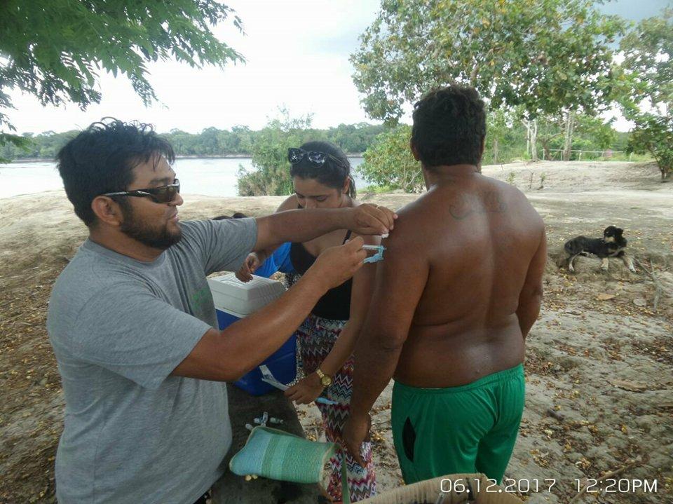 Menino do Rio Unini está curado da raiva humana, diz Susam