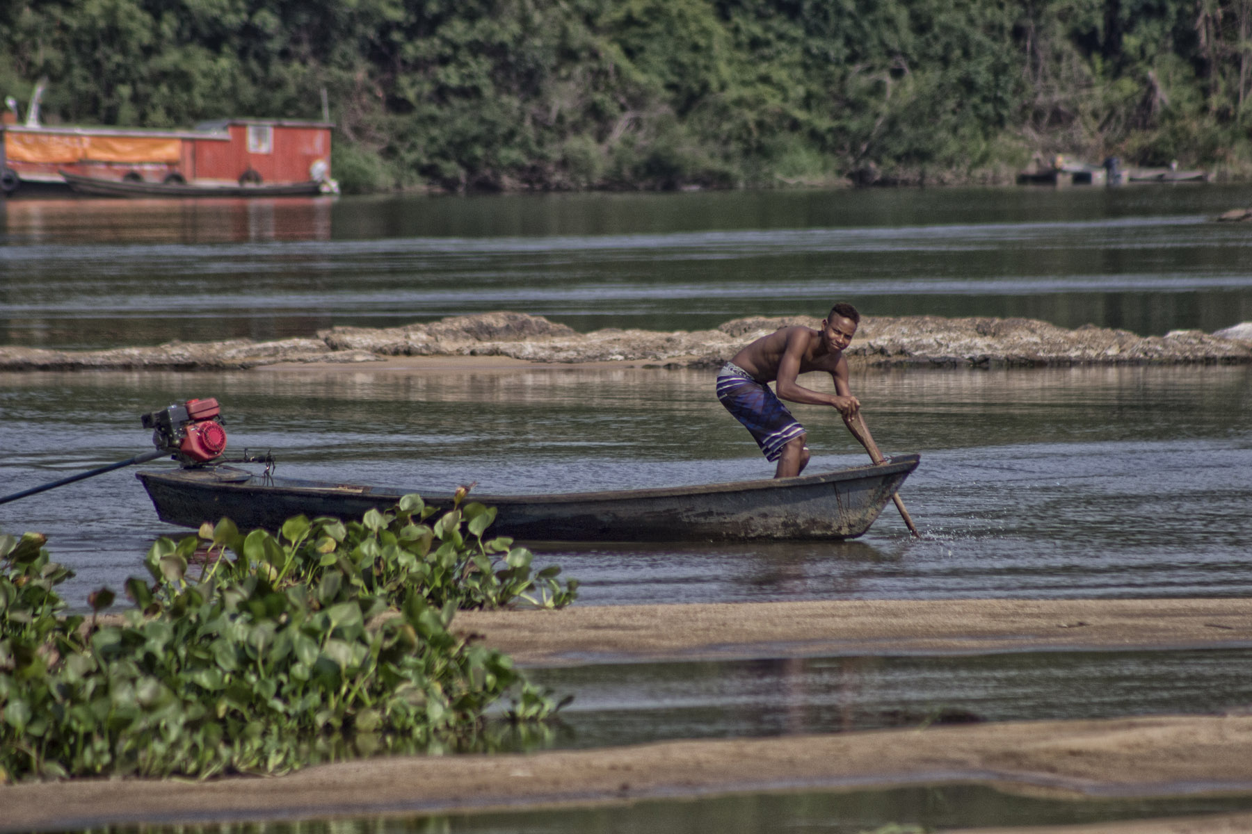 Incra começa estudo para regularizar o quilombo do Forte, em Rondônia