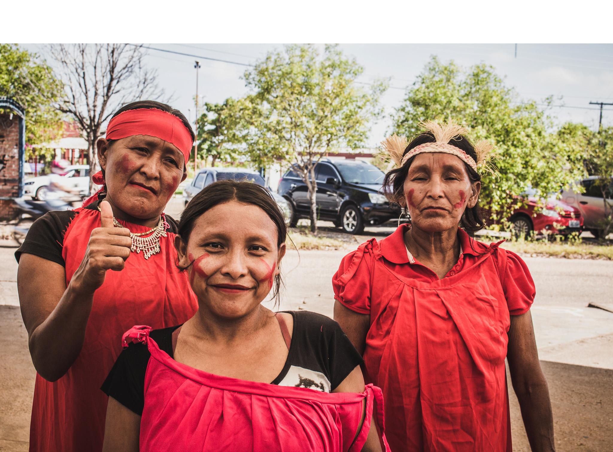 Migrante cidadão: a dinâmica dos deslocamentos dos índios Warao na Amazônia