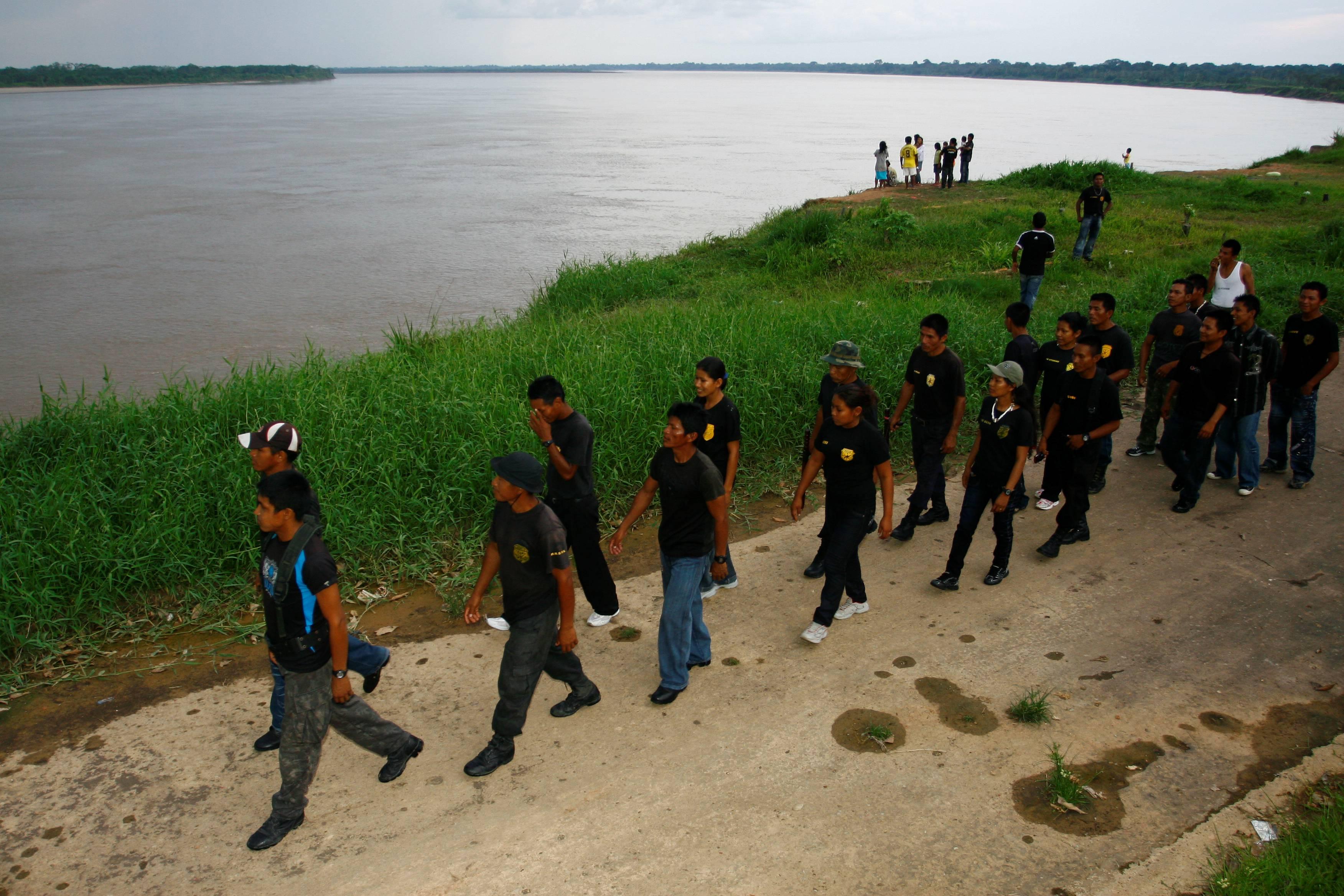 """A """"Polícia Indígena do Alto Solimões"""" e outras ações propositivas"""