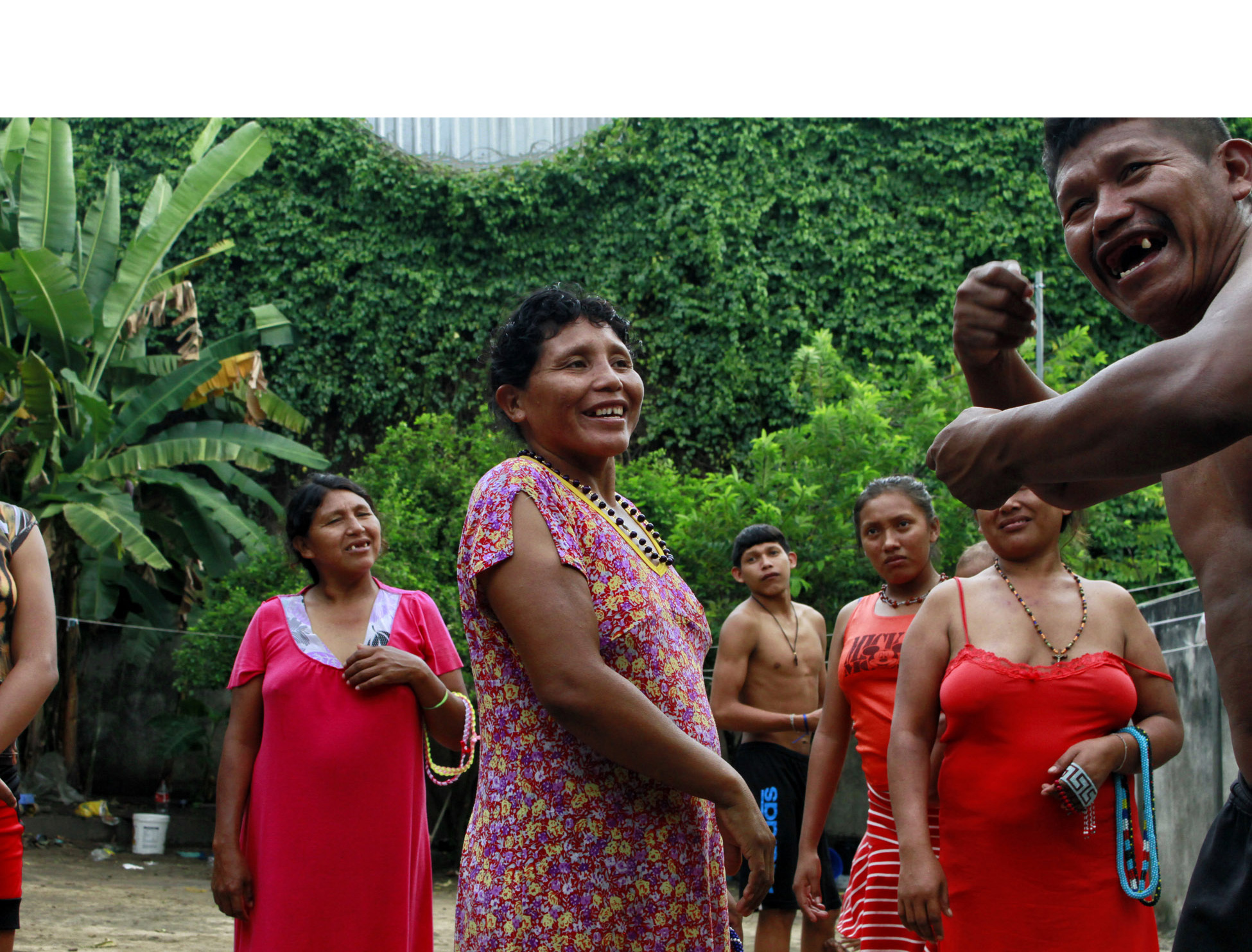 Migrante cidadão: índios Warao perdem abrigo de triagem em Manaus