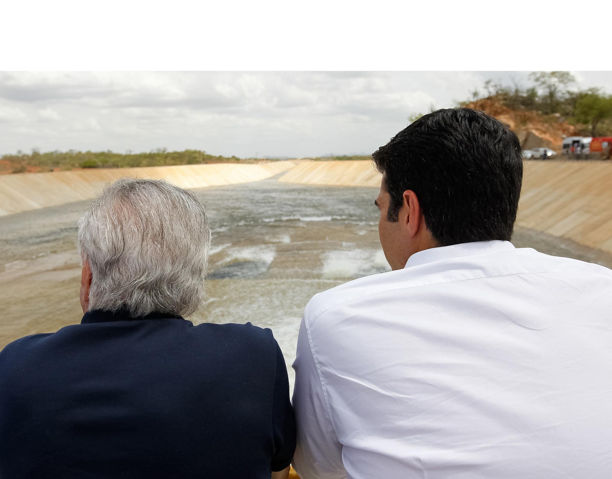 Tocantins e São Francisco: uma ameaça