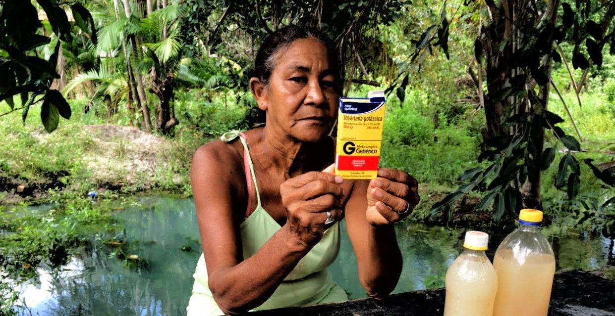 """""""O igarapé morreu, não tem mais peixe"""", diz moradora sobre impactos em Barcarena"""