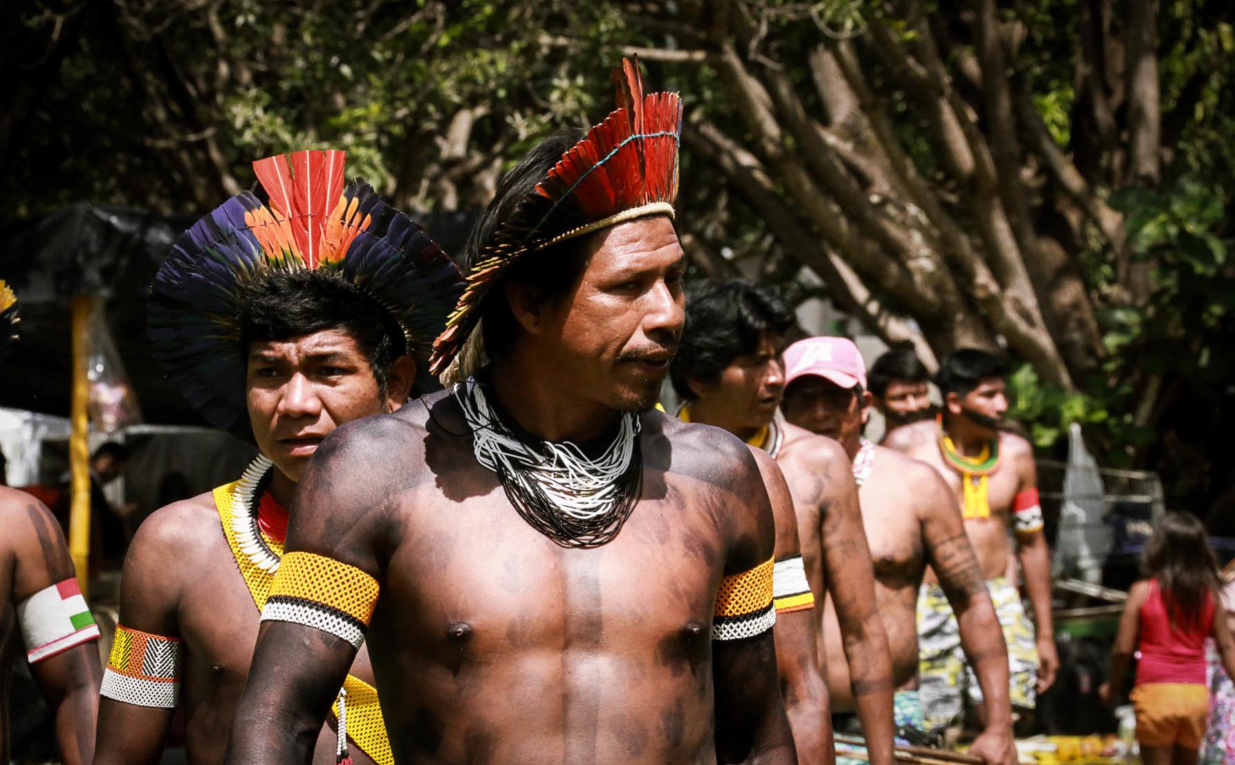 Distante do Planalto, ATL começa em Brasília reafirmando direitos dos povos indígenas