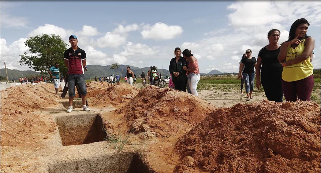 Polícia Federal no Pará apura suspeita de crime de mando na chacina de Pau D´Arco