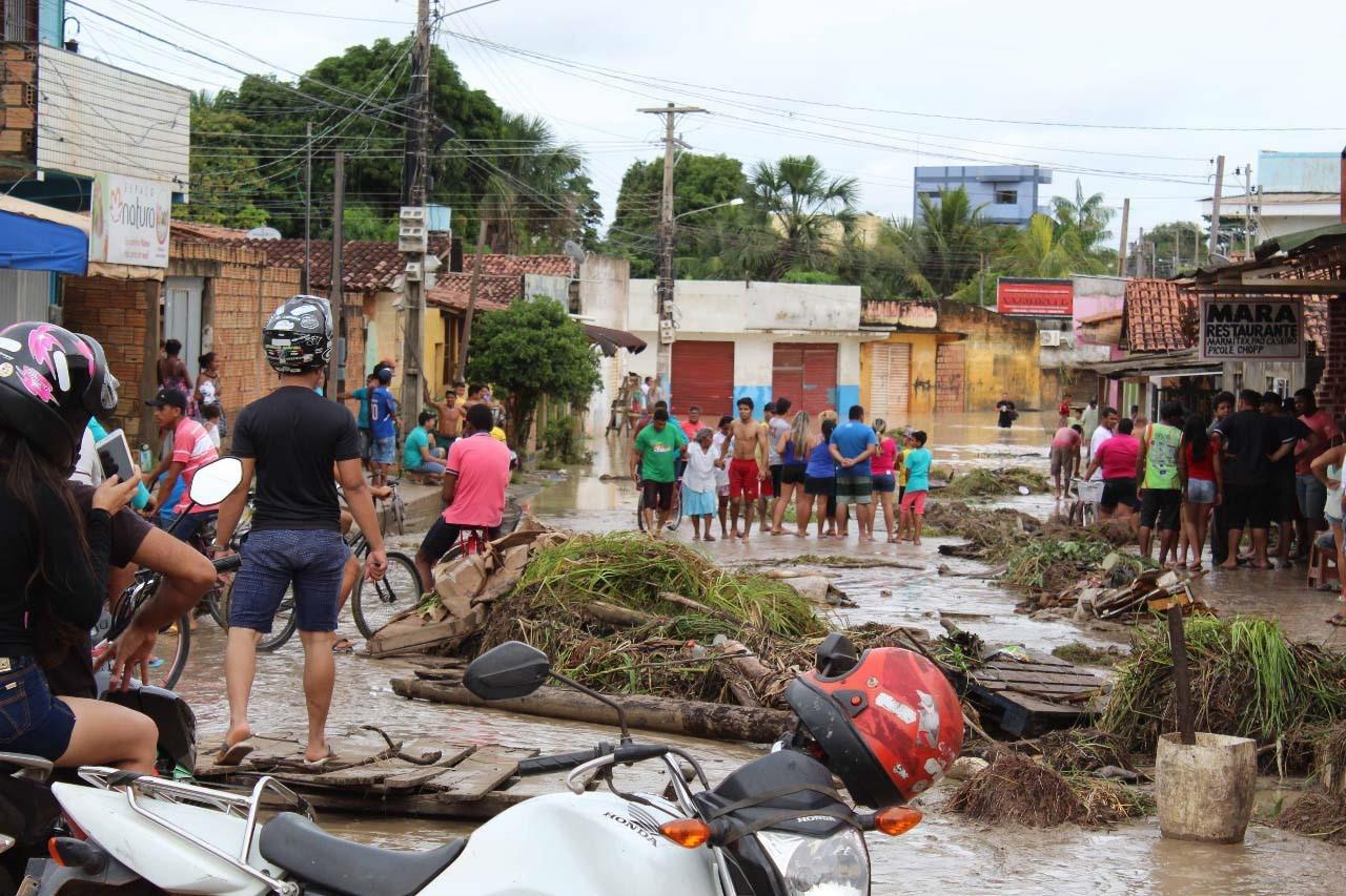 Paragominas, no Pará, investiga rompimento de barragensem fazendas