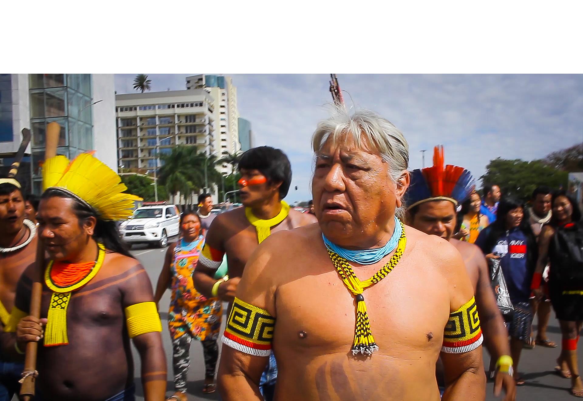 Os Bolsonaro, segundo o cacique MegaronTxucarramãe