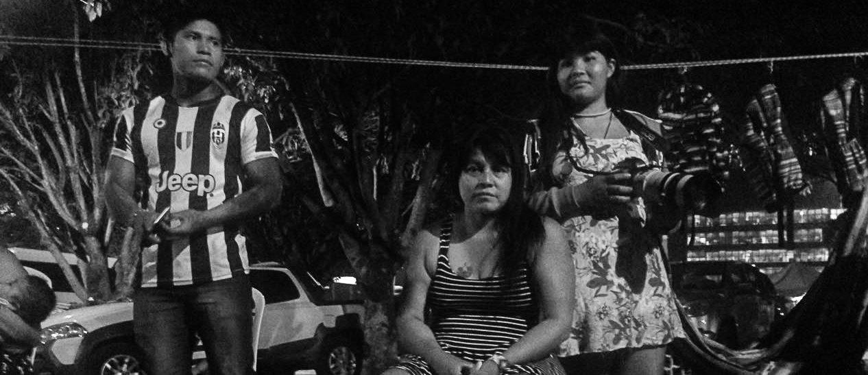 """""""O ruralista está acabando com a gente"""", diz Yanuke Waurá"""