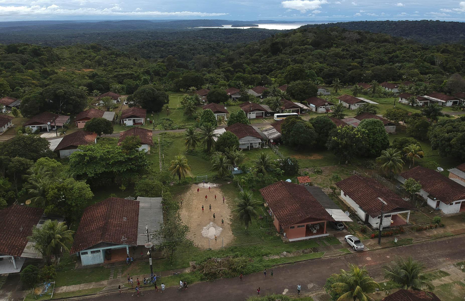 Vila de Balbina sob o temor da privatização da Eletrobras