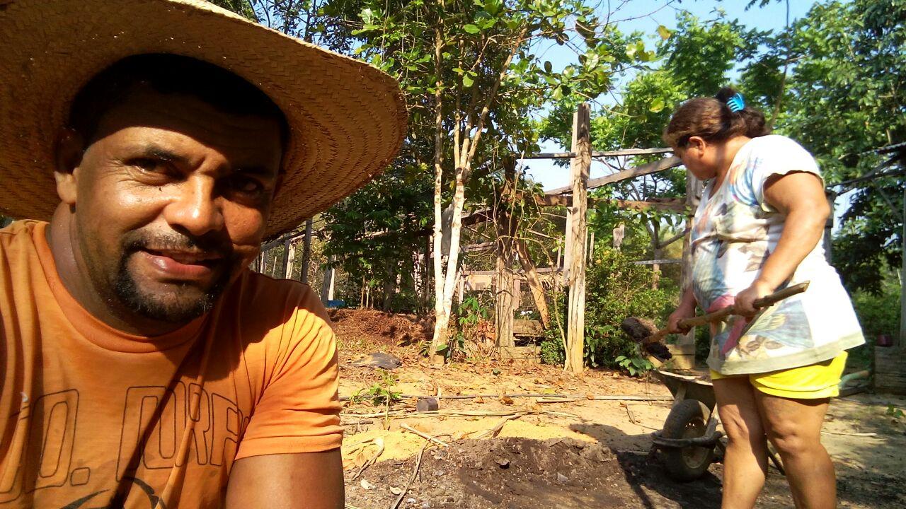 Duas covas para Osvalinda e Daniel, lideranças ameaçadas no Pará