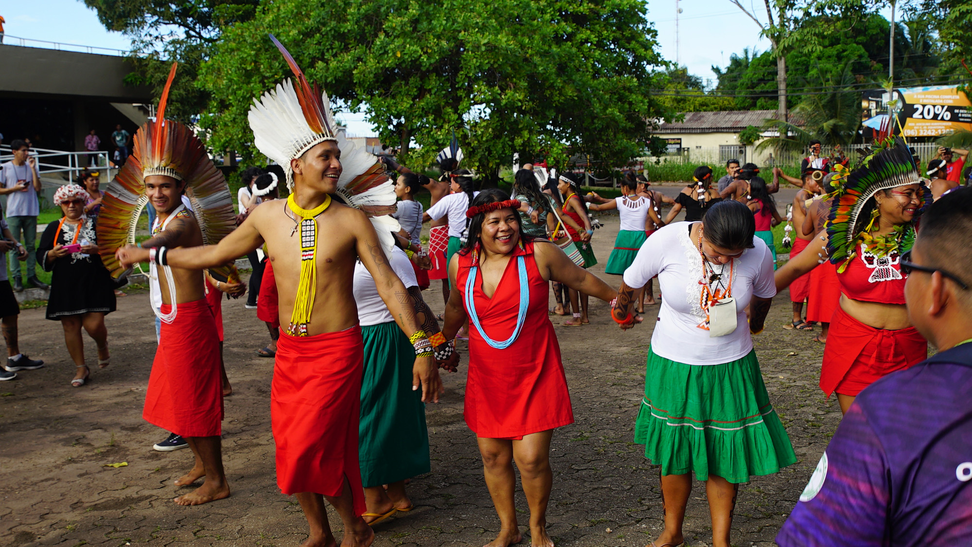 Povos indígenas debatem clima, territórios e políticas públicas no 1o. Chamado, em Macapá