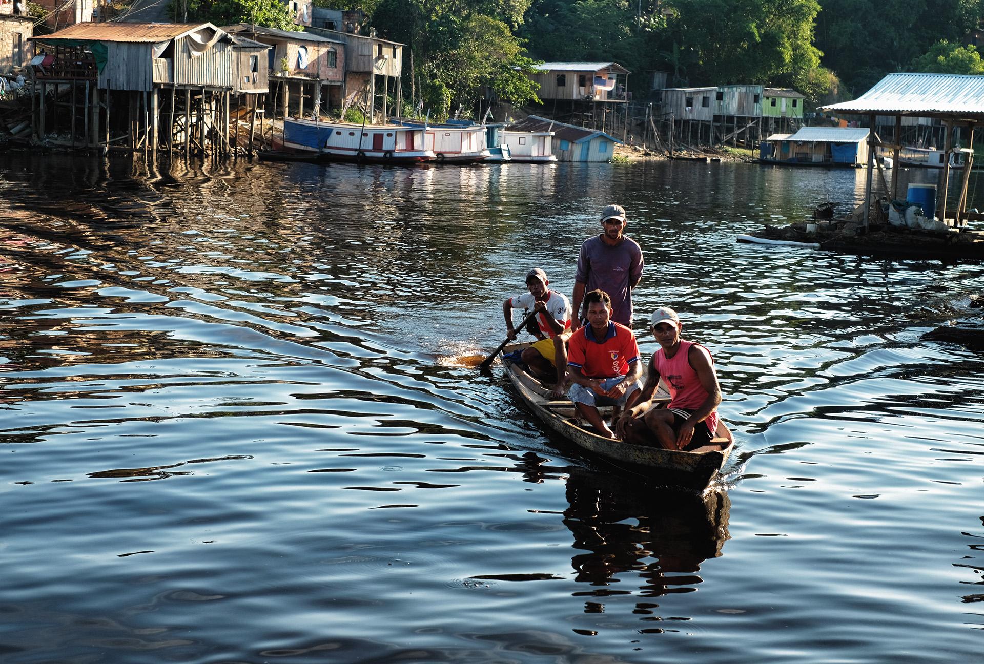 Ipaam reduziu em 85% multa ao Grupo Chibatão por danos ambientais no rio Negro, diz MPF