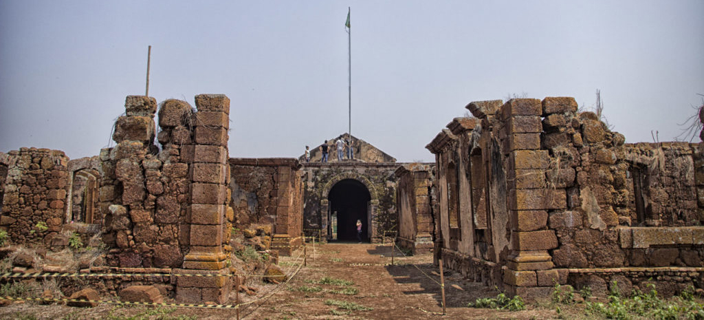 Real Forte será revitalizado e concorre ao título de Patrimônio Mundial da Unesco