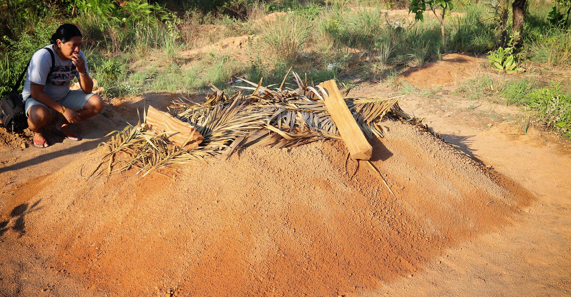 Parentes de Davi Gavião, assassinado no Maranhão, clamam por justiça