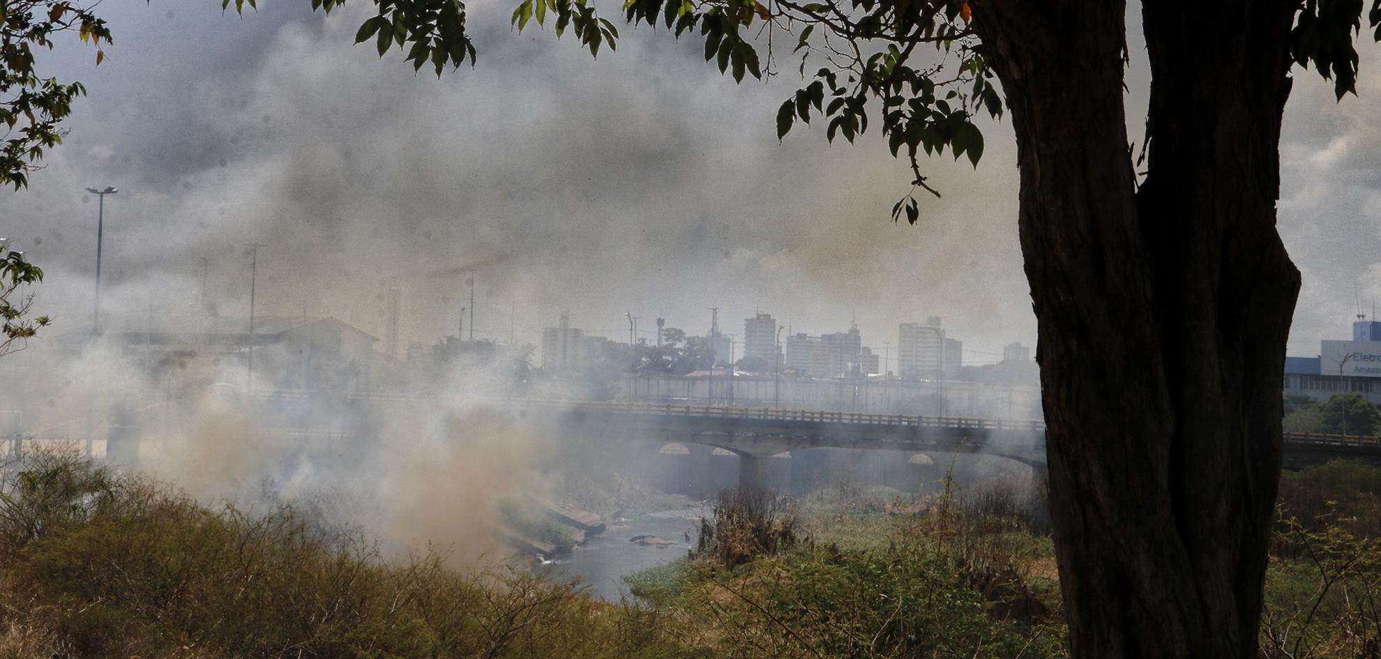 Manaus enfrenta nova 'estação' de queimadas