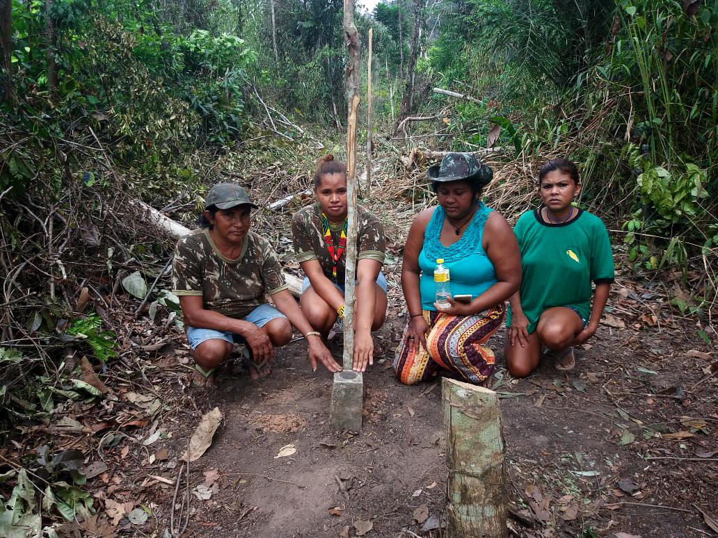As Guerreiras da Floresta: coragem e luta das Guajajara