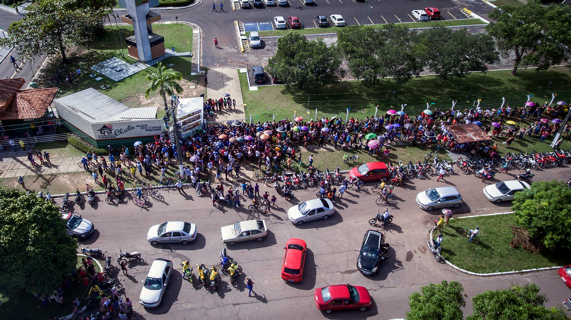 PM suspende a entrega dos cartões de indenização da Hydro Alunorte em Barcarena