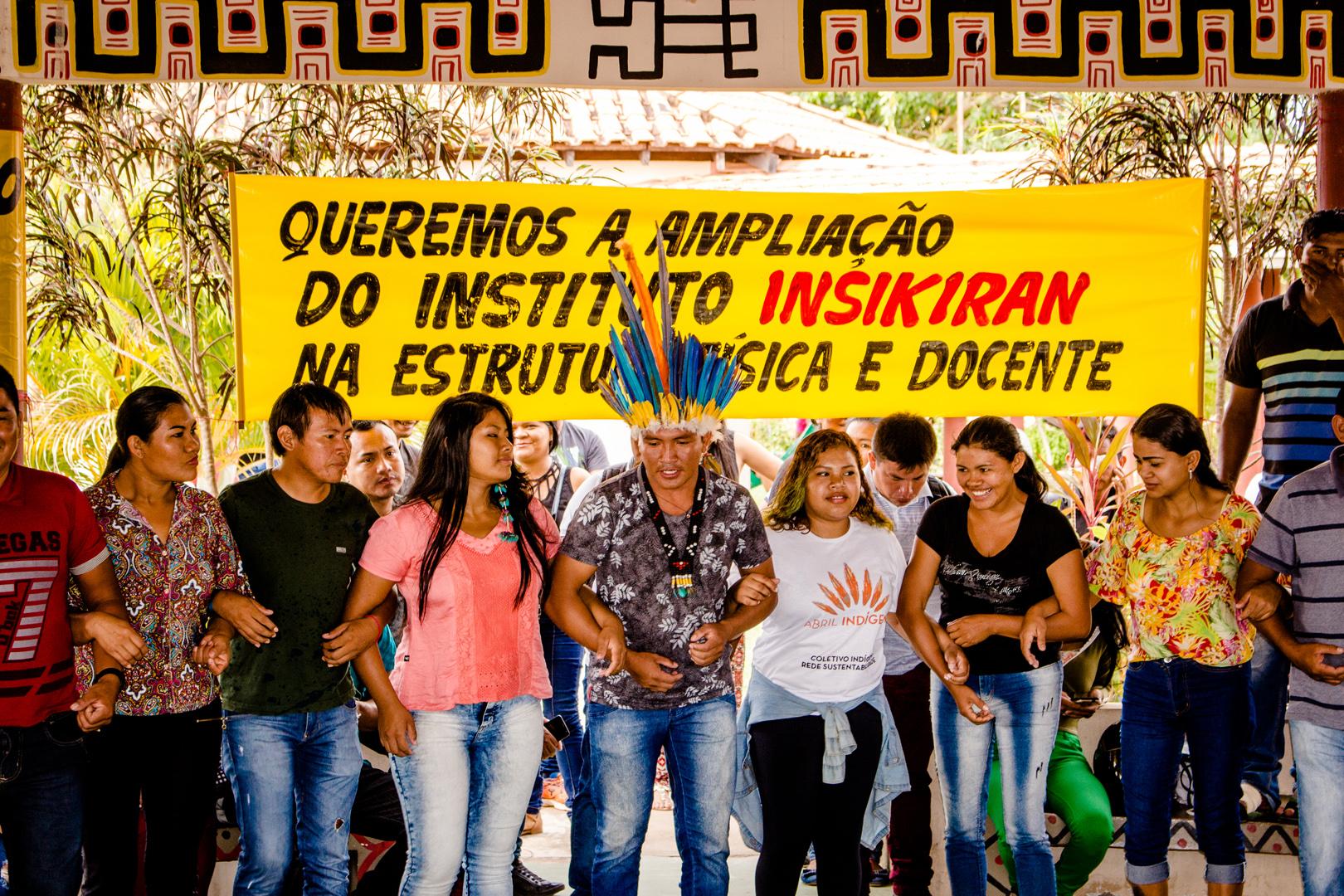 Tuxauas roraimenses querem terras produtivas e igualdade de tratamento