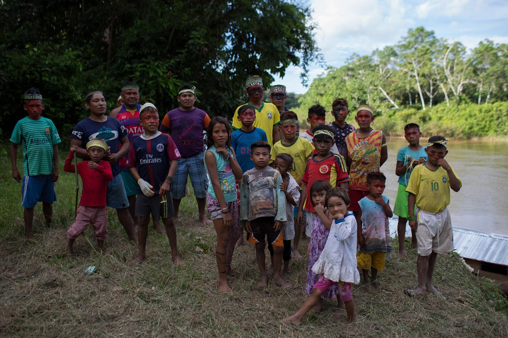 Indígenas do Vale do Javari decidem ficar nas aldeias para prevenir o coronavírus
