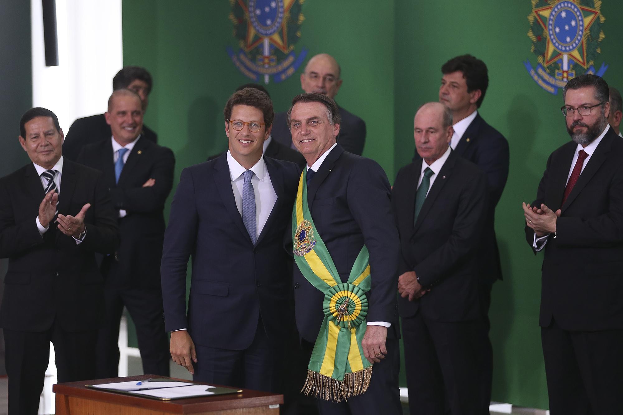 Bolsonaro e o Acordo de Paris: 2 – Declarações contraditórias