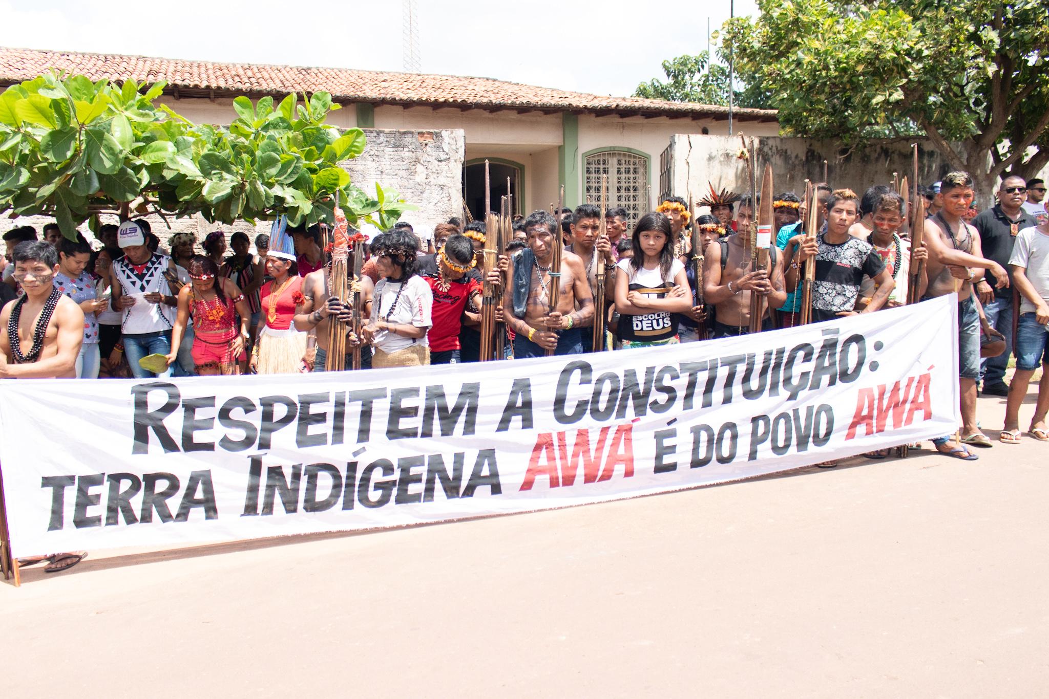 """No Maranhão, lideranças dizem que """"ato é o primeiro sinal de que vai haver resistência"""""""