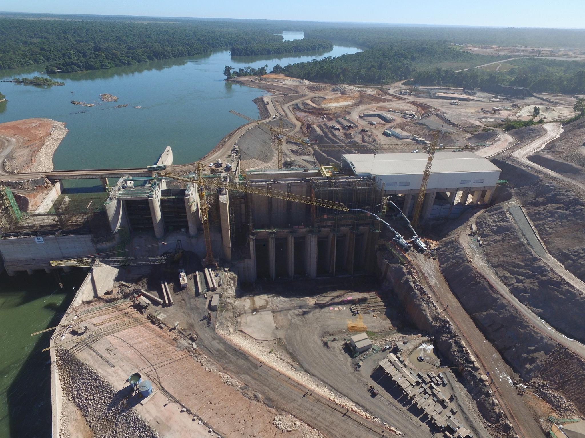 A Hidrelétrica de Sinop: 4 – O processo de licenciamento