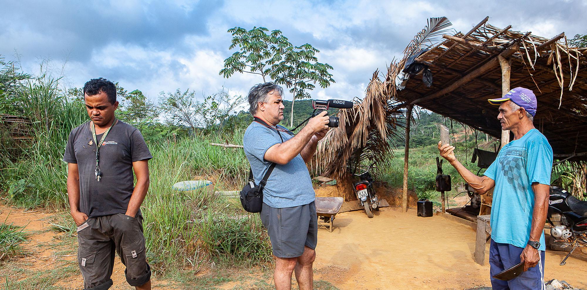 O jornalismo ambiental e científico da Amazônia perde Vandré Fonseca