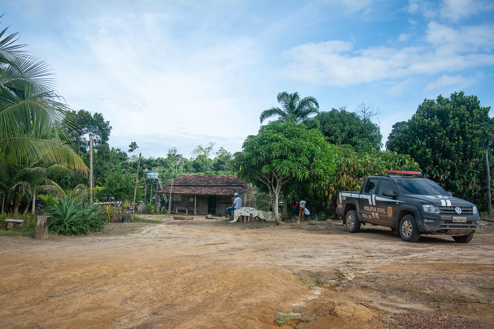 Polícia prende fazendeiro acusado de suposto mandante de seis mortes, entre elas, da ativista Dilma Silva, no Pará