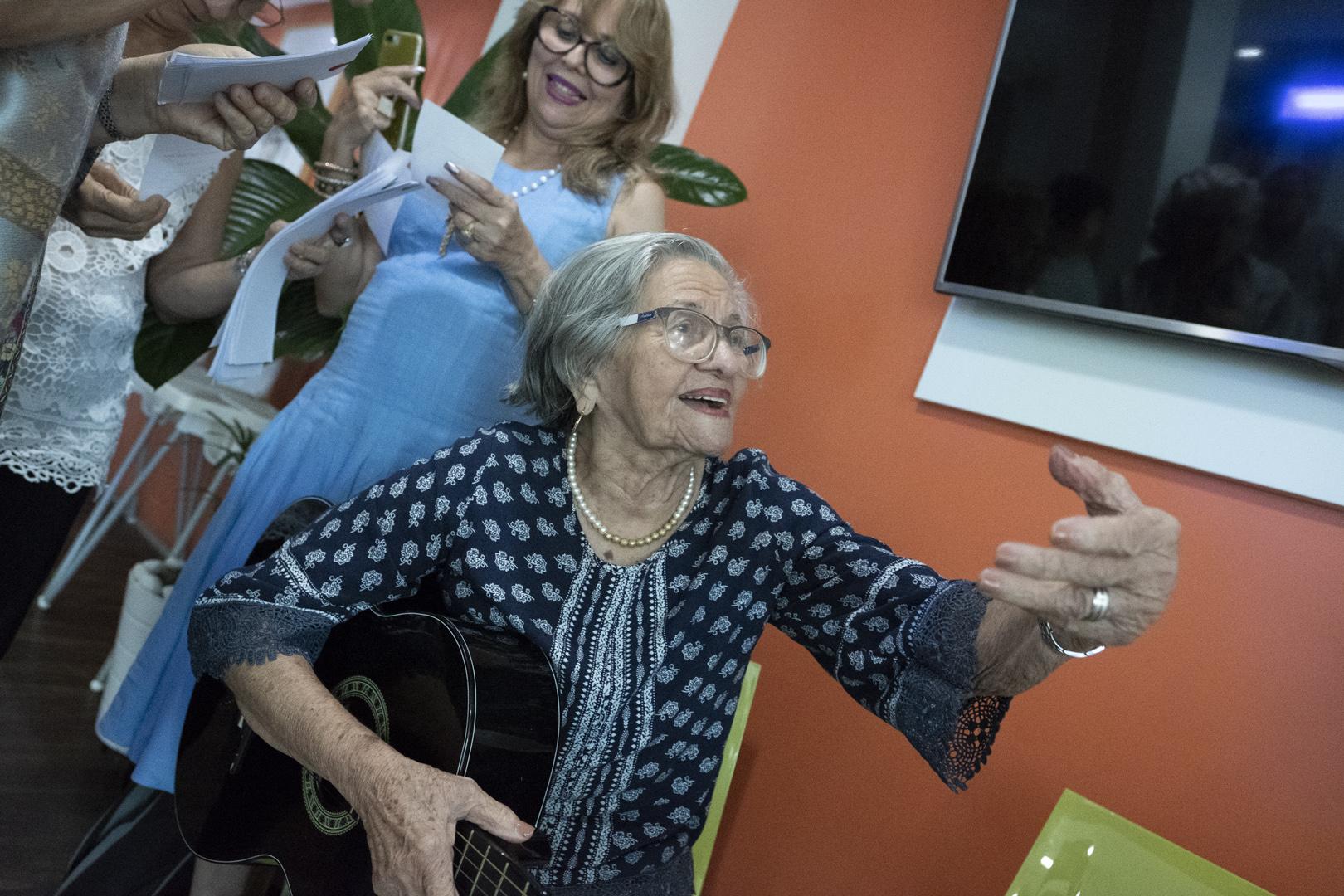 A vida no Amazonas na memória longeva de Eunice Mitoso dos Santos