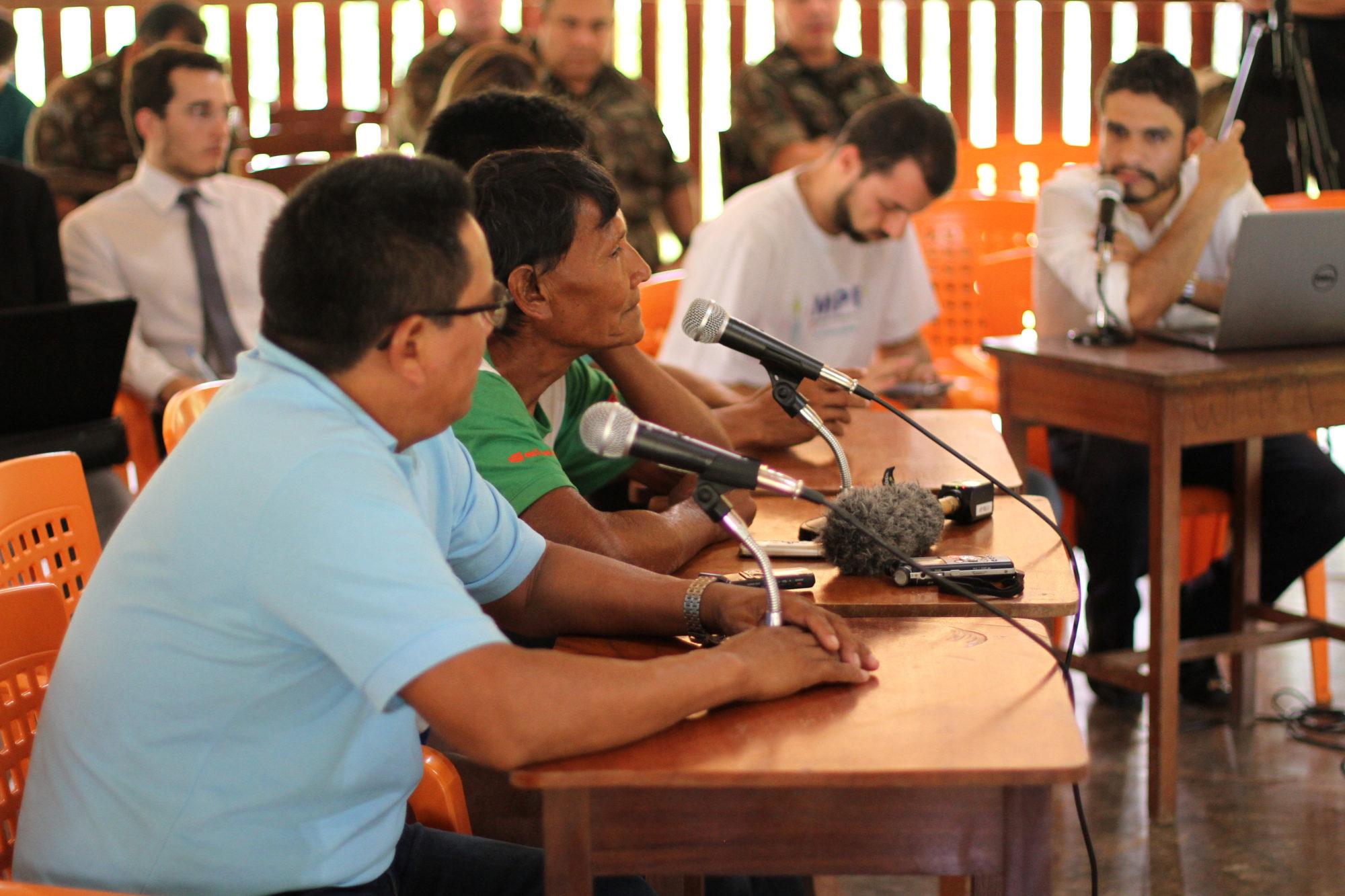 Waimiri-Atroari sobreviventes de genocídio relatam ataques durante obra da BR-174