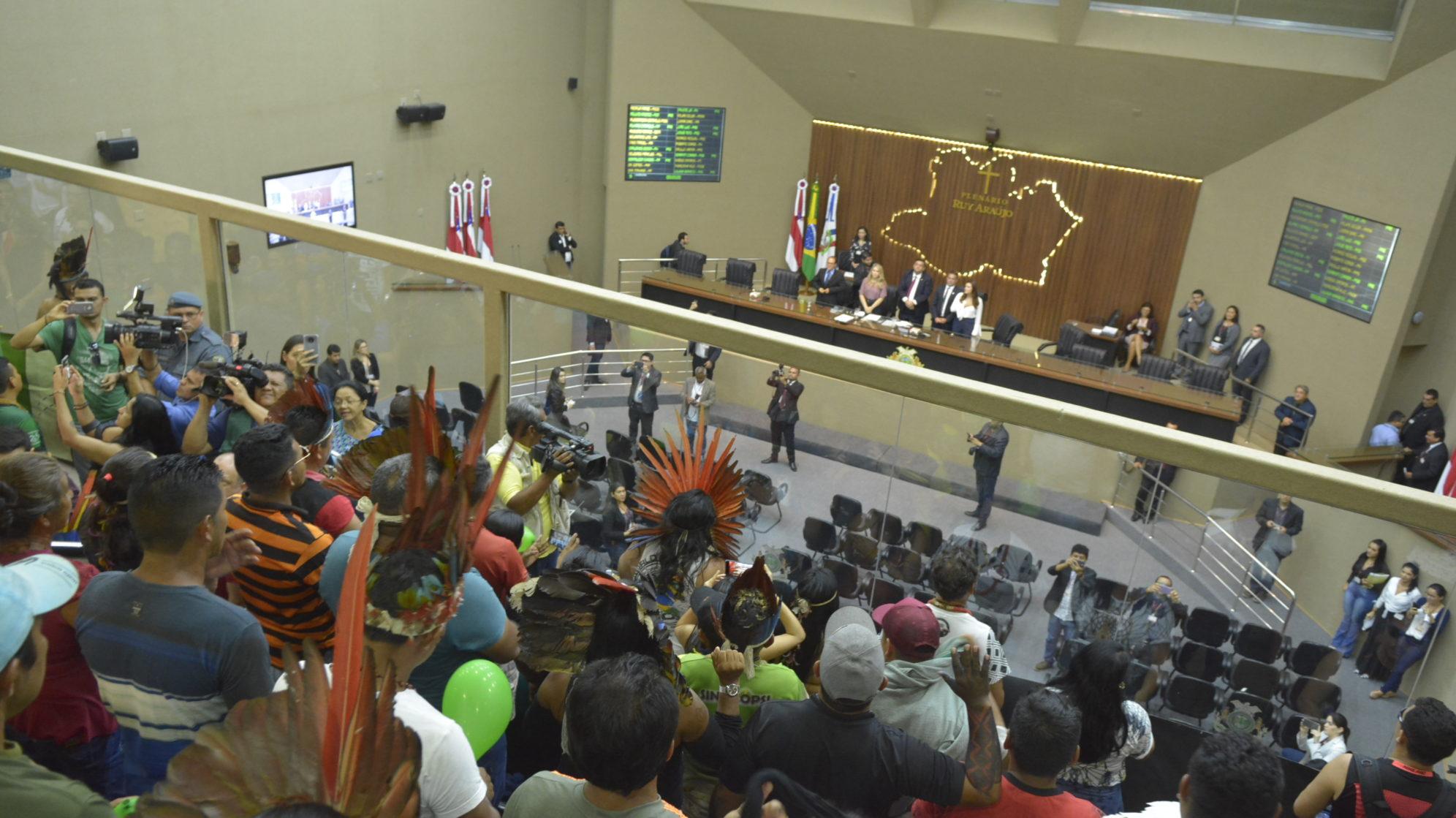 Ministro da Saúde recua e mantém Sesai após protestos dos indígenas