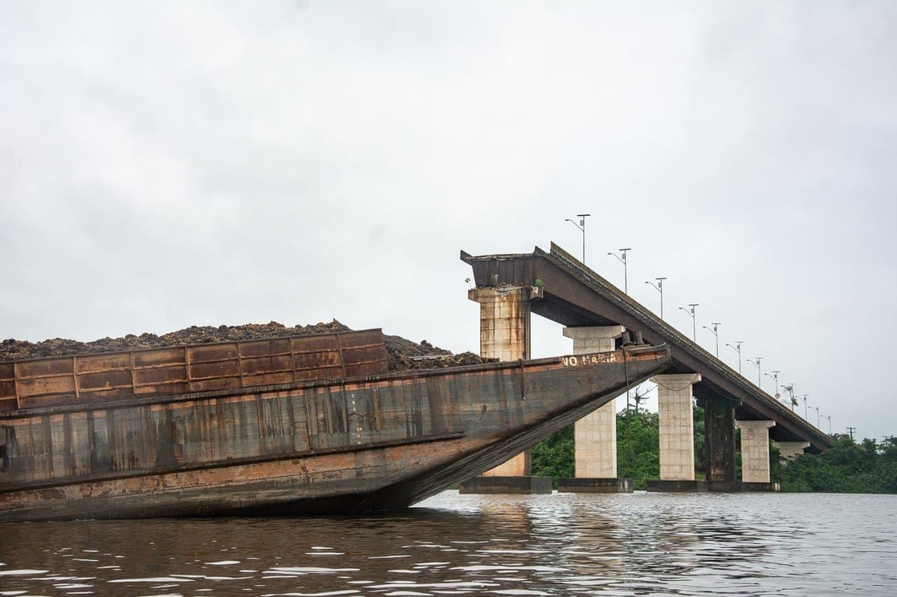 Território quilombola do Jambuaçu é afetado após queda de ponte no Pará