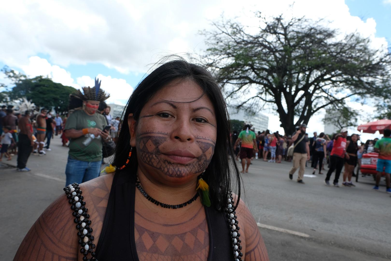 """Vozes que Não se Calam –  Alessandra Korap Munduruku: """"nossa luta é pelo território"""""""