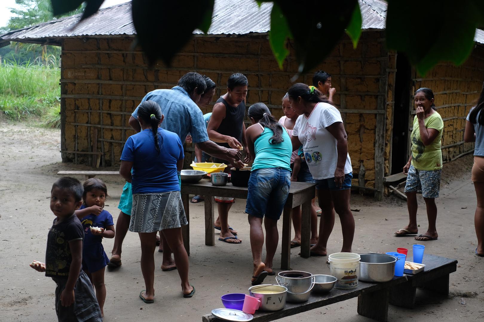 Pela radiofonia, indígenas do Alto Rio Negro recebem informações de prevenção contra o coronavírus