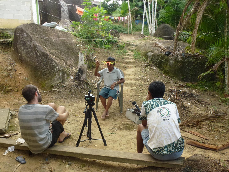 """Casa das Artes exibe o curta """"Kumuã"""", produzido pela agência Amazônia Real"""