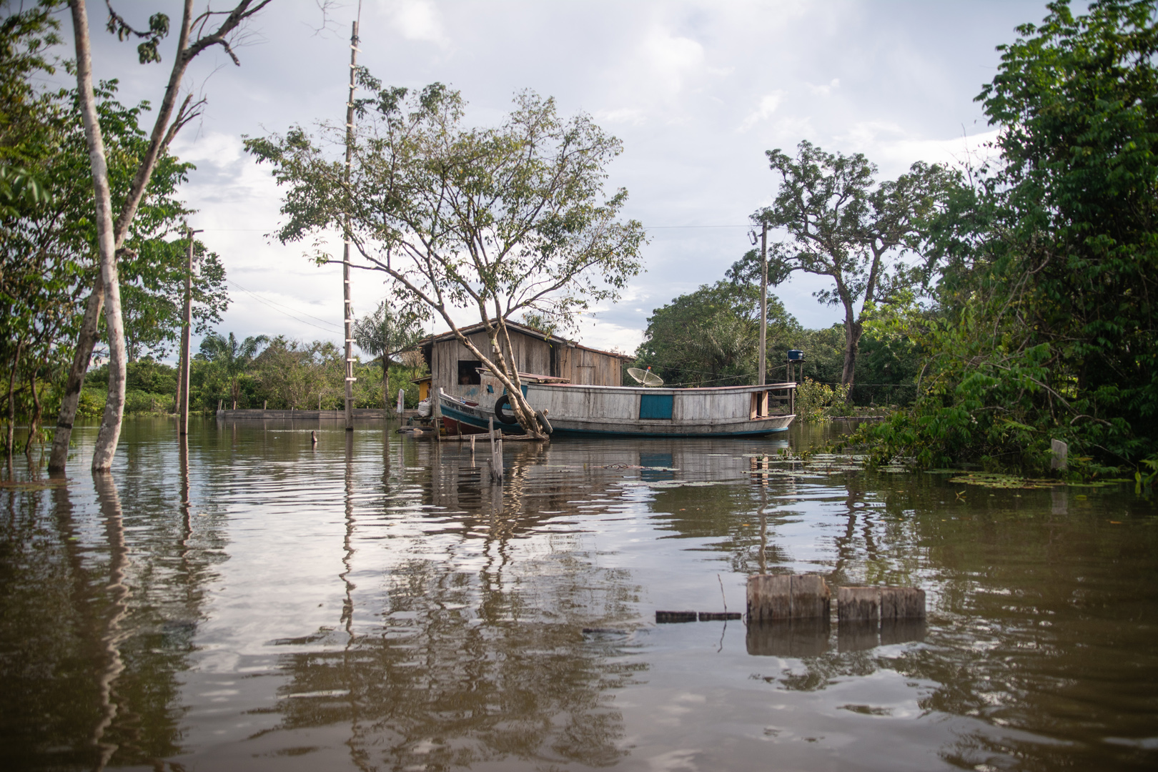 Pandemia já deixa rastro de destruição nos quilombos da Amazônia
