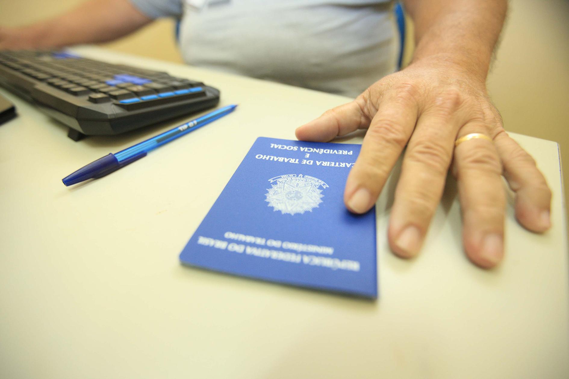 Governo bloqueia impressão de carteiras de trabalho no sudeste paraense